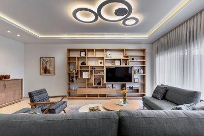 עיצוב דירה בנס ציונה