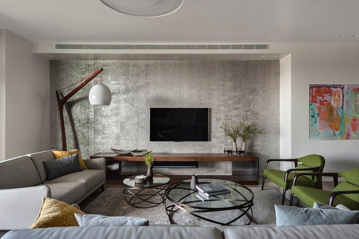 עיצוב דירה ברמת אביב